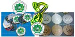 <b>Cara membuat Medali wisuda dari bahan acrilyc</b>